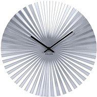 KARLSSON 5657SI - Nástenné hodiny