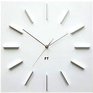 FUTURE TIME Square White FT1010WH - Nástenné hodiny