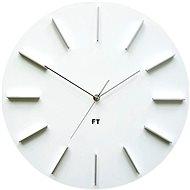 FUTURE TIME Round White FT2010WH - Nástenné hodiny