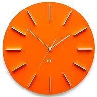 FUTURE TIME Round Orange FT2010OR - Nástenné hodiny