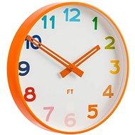 FUTURE TIME FT5010OR - Nástenné hodiny