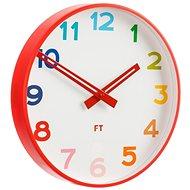 FUTURE TIME FT5010RD - Nástenné hodiny