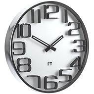 FUTURE TIME FT7010SI - Nástenné hodiny