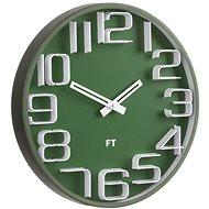 FUTURE TIME FT8010GR - Nástenné hodiny