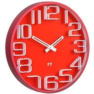 FUTURE TIME FT8010RD - Nástenné hodiny