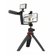 Držiak na mobil Digipower Superstar Vlogging Kit with Remote