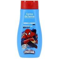 CORINE de Farme Disney Spiderman 250 ml šampón a sprchový gél - Šampón