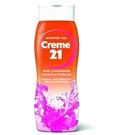 CREME 21 Ružové šampanské - 250 ml - Sprchový gél
