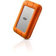 Lacie Rugged Mini 5 TB, sivý - Externý disk