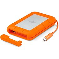 "LaCie 2.5"" Rugged 500GB Thunderbolt SSD USB-C + 3 roky SRS Rescue - Externý disk"