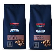 De'Longhi Espresso Prestige, zrnková, 2× 1000 g