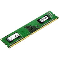 Kingston 2 GB DDR3 1600 MHz CL11 Single Rank - Operačná pamäť