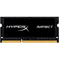 HyperX SO-DIMM 4 GB DDR3L 1866 MHz Impact CL11 Black Series - Operačná pamäť