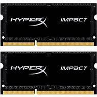 HyperX SO-DIMM 8 GB KIT DDR3L 1866 MHz Impact CL11 Black Series - Operačná pamäť