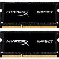 HyperX SO-DIMM 16 GB KIT DDR3L 1866 MHz Impact CL11 Black Series - Operačná pamäť
