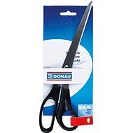 Kancelárske nožnice DONAU 25,5 cm čierne - Kancelářské nůžky