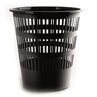 DONAU 12l čierny - Odpadkový kôš