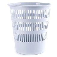 DONAU 12 l sivý - Odpadkový kôš