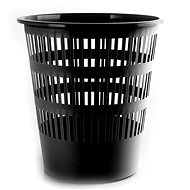 DONAU 16 l čierny - Odpadkový kôš