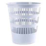 DONAU 16 l sivý - Odpadkový kôš