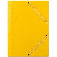 DONAU Premium žlté - Dosky na dokumenty