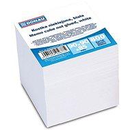 DONAU 90x90x90 mm biele - Papierové bločky