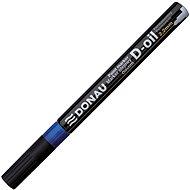 DONAU D-OIL 2,2 mm, modrý - Popisovač
