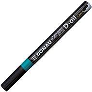 DONAU D-OIL 2,2 mm, zelený - Popisovač