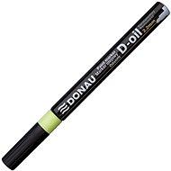 DONAU D-OIL 2,2 mm, žltý - Popisovač