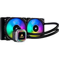 Corsair Hydro Series H100i RGB PLATINNUM Liquid CPU Cooler