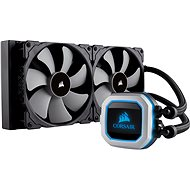 Corsair Cooling Hydro Series H115i Pro RGB - Vodné chladenie