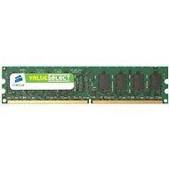 Corsair 2 GB DDR2 667 MHz CL5 - Operačná pamäť