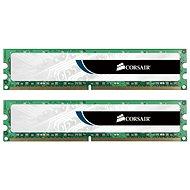 Corsair 4 GB KIT DDR3 1333 MHz CL9 - Operačná pamäť