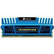 Corsair 8 GB DDR3 1600 MHz CL10 Blue Vengeance - Operačná pamäť