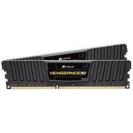 Corsair 8GB KIT DDR3 1600 MHz CL9 Vengeance LP čierna - Operačná pamäť