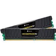 Corsair 16 GB KIT DDR3 1600 MHz CL9 Vengeance LP sivá - Operačná pamäť