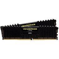 Corsair 8GB KIT DDR4 2400MHz CL14 Vengeance LPX čierna - Operačná pamäť