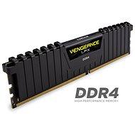 Corsair 8 GB DDR4 2400 MHz CL16 Vengeance LPX červená - Operačná pamäť