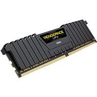 Corsair 8GB DDR4 2666 MHz CL16 Vengeance LPX čierna - Operačná pamäť