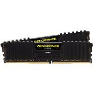 Corsair 16GB KIT DDR4 4000 MHz CL19 Vengeance LPX čierna - Operačná pamäť