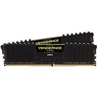 Corsair 16 GB KIT DDR4 4600 MHz CL19 Vengeance LPX Black