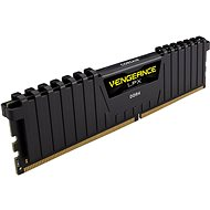 Corsair 32GB KIT DDR4 2400MHz CL16 Vengeance LPX černá - Operačná pamäť