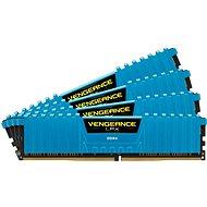 Corsair 32 GB KIT DDR4 2666 MHz CL16 Vengeance LPX modrá - Operačná pamäť