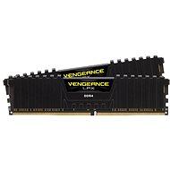 Corsair 32GB KIT DDR4 3000MHz CL16 Vengeance LPX čierna - Operačná pamäť