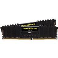 Corsair 32 GB KIT DDR4 3600 MHz CL16 Vengeance LPX Black