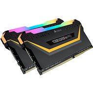 Corsair 16GB KIT DDR4 3200 MHz CL16 Vengeance RGB PRO TUF Series čierna