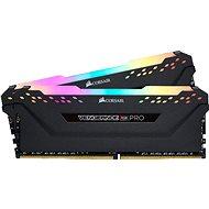 Corsair 16GB KIT DDR4 3200 MHz CL16 Vengeance RGB PRO čierna