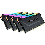 Corsair 64 GB KIT DDR4 3200 MHz CL16 Vengeance RGB PRO čierna