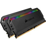 Corsair 16 GB KIT DDR4 3600 MHz CL18 Dominator Platinum RGB Black - Operačná pamäť