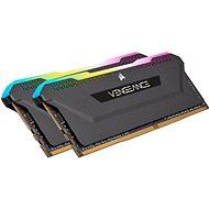 Corsair 32 GB KIT DDR4 3200 MHz CL16 VENGEANCE RGB PRO SL Black - Operačná pamäť